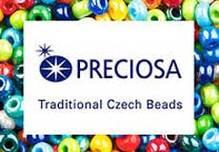 Комплект чешского бисера для именной иконы