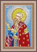 Святой Олег - набор вышивки бисером