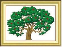 Набор вышивки крестом - Дерево любви